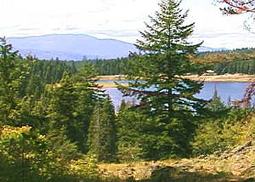 Hyatt Lake And Resort In Southern Oregon