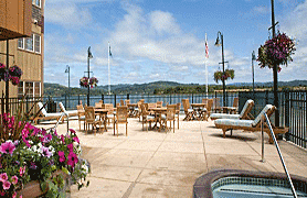 Waterfront Hotels